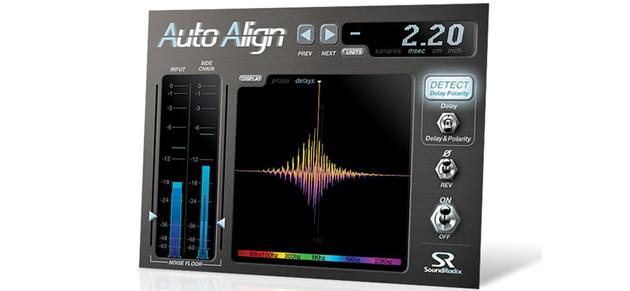 Corrigindo Fase e Polaridade com Sound Radix: AutoAlign