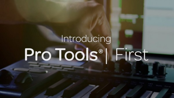 AVID Lança o Pro Tools First!