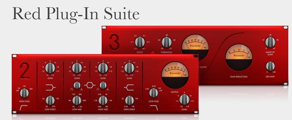 Mixando Violões com os Focusrite Red 2 e Red 3